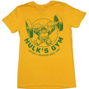 "Incredible Hulk ""Hulk's Gym"" T-Shirt"